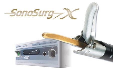 超音波凝固切開装置:ソノサージ